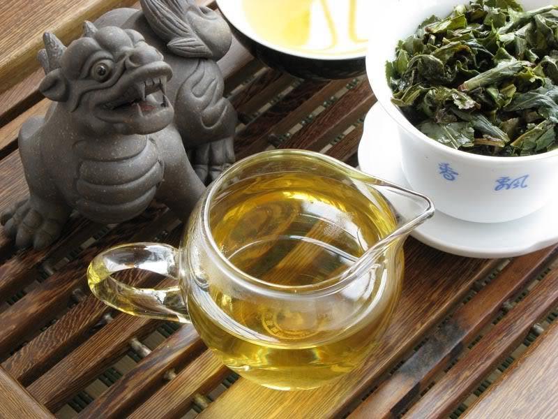 как правильно заваривать чай молочный улун