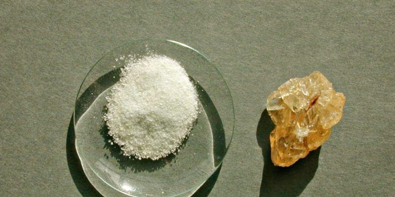 Пищевая добавка гуммиарабик: добыча и применение