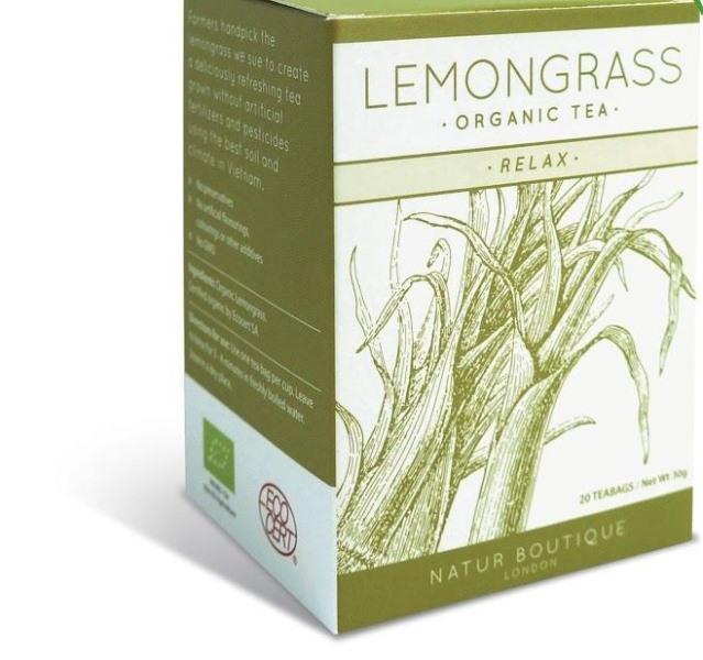 Что такое лемонграсс?