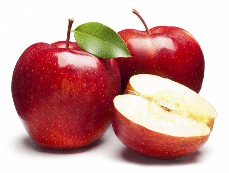 Сорта яблок без кислинки
